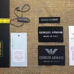 خشایار برند پیشگام در تولید انواع لیبل لباس